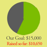Tower Grove Fundraising Goal